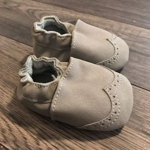 Other - Grey-Blue Baby Moccasins
